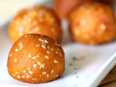 Honest Vanilla: Sweet Potato Balls