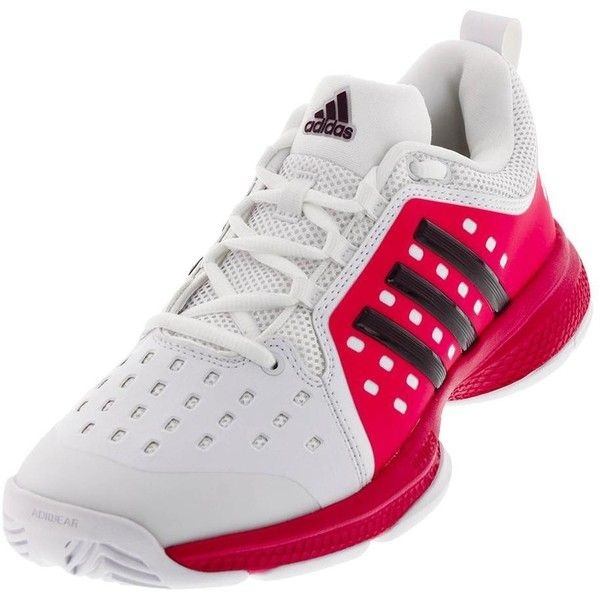 42f9722db632b The adidas Women s Barricade Classic Bounce Tennis Shoe is a new shoe with  a super-plush ride that ll get you around the court with ease.