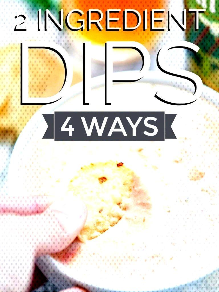 Two Ingredient Dips - 4 Ways! Two Ingredient Dips - 4 Ways! Eileen Hodges Cerda eileen64c dips This