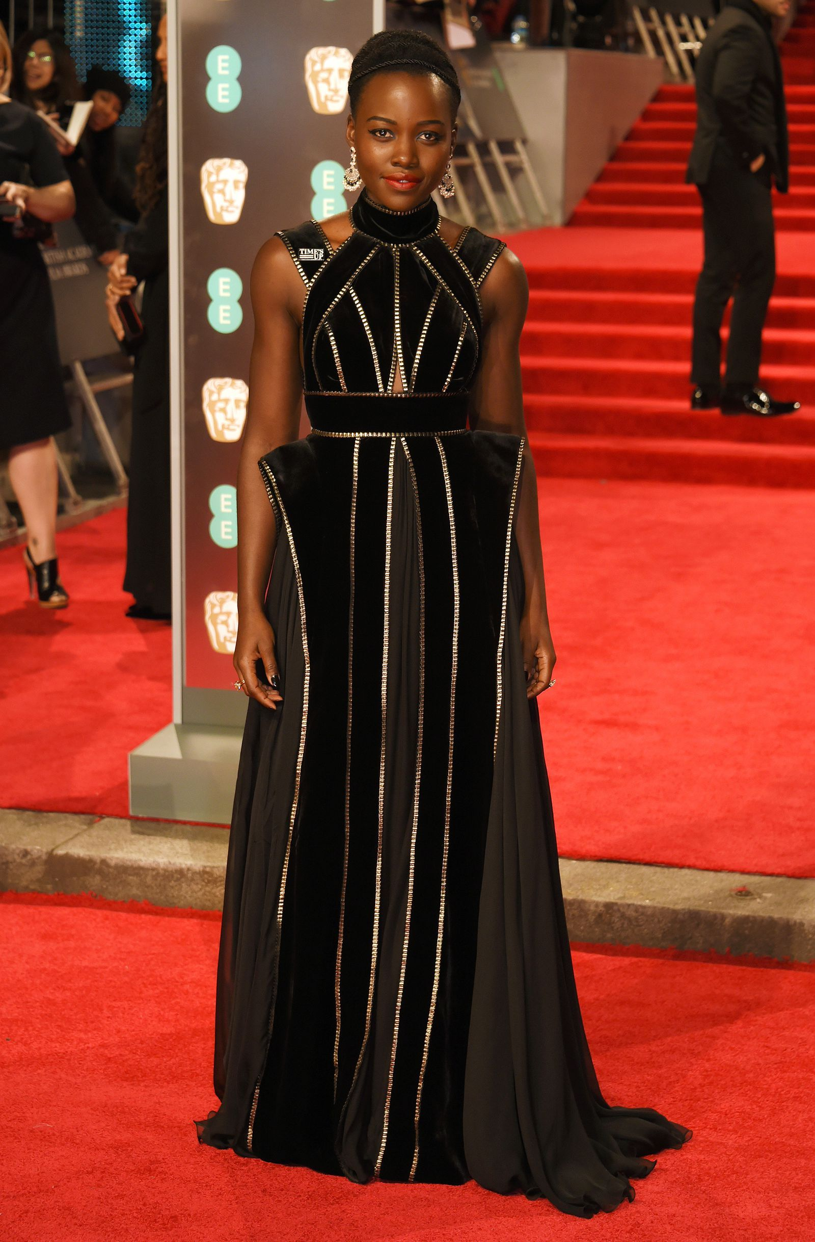 Image result for red carpet lupita