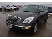 2012 Buick Enclave Vehicle Photo in Levelland, TX 79336