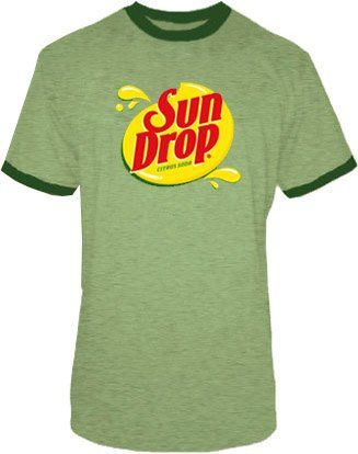 Sun Drop Citrus Soda Green Costume Mens T-shirt for only $19.95 You save: $5.00 (20%)