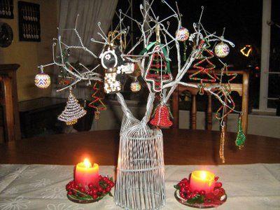 Greetings From Gauteng December 2008 African Christmas Christmas Pinterest Christmas Decor Diy