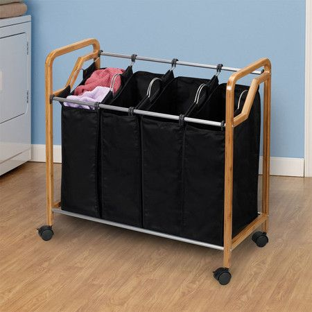 Essentials Cabinet Laundry Hamper Laundry Hamper