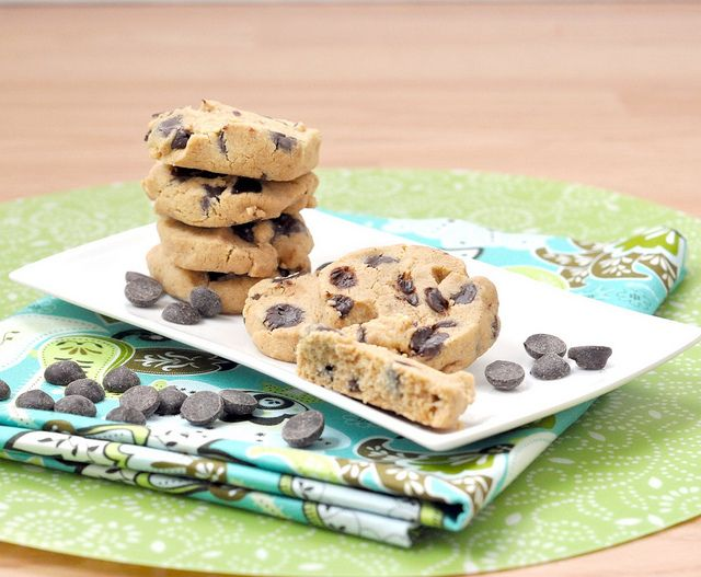 Hazelnutbutter Cookie by jennifer.neef, via Flickr