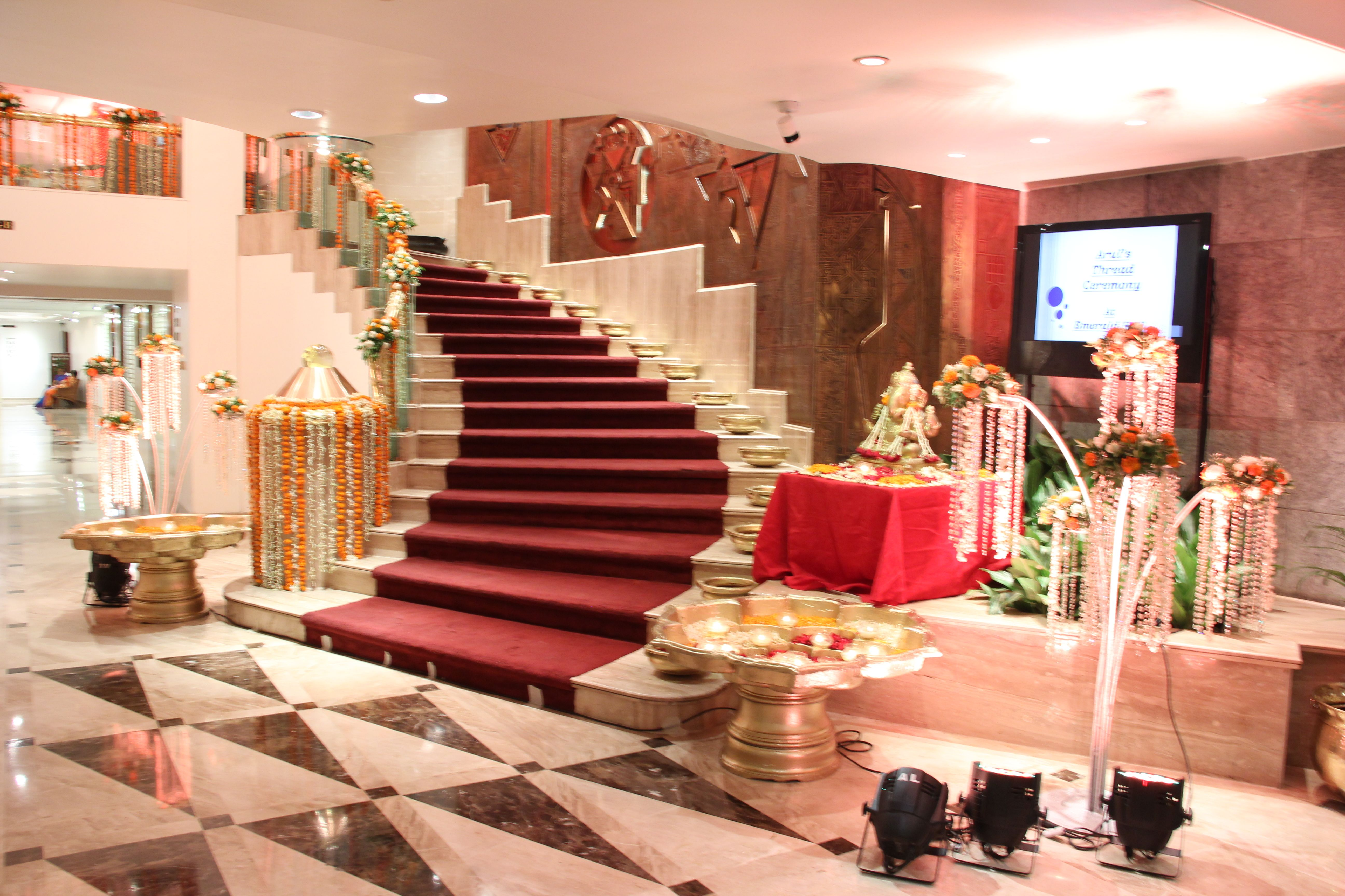 Kohinoor Continental Wedding Company Hotel Wedding Wedding Venues