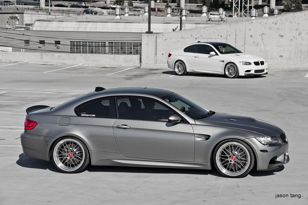 White Gray Bmw E92 M3 Bbs Lm Bmw Bmw Alpina Bmw Wheels