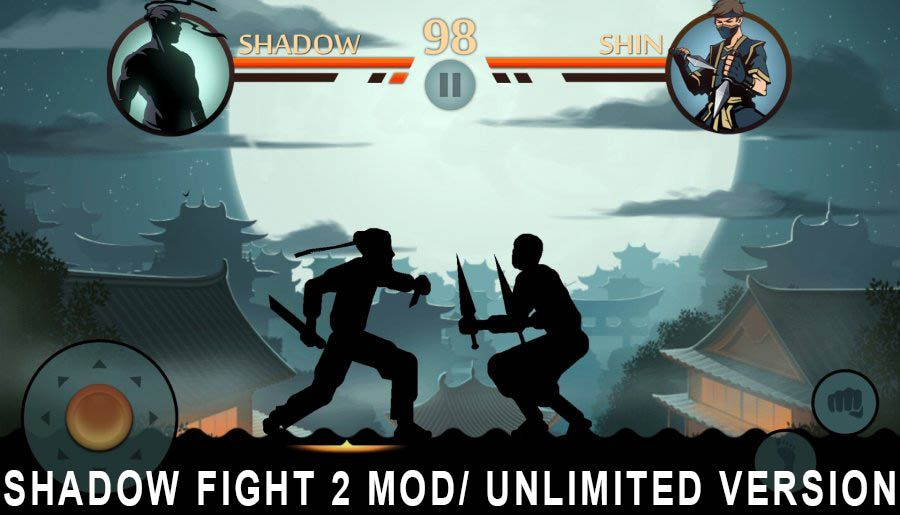 shadow fight 2 act 2 secret path data download