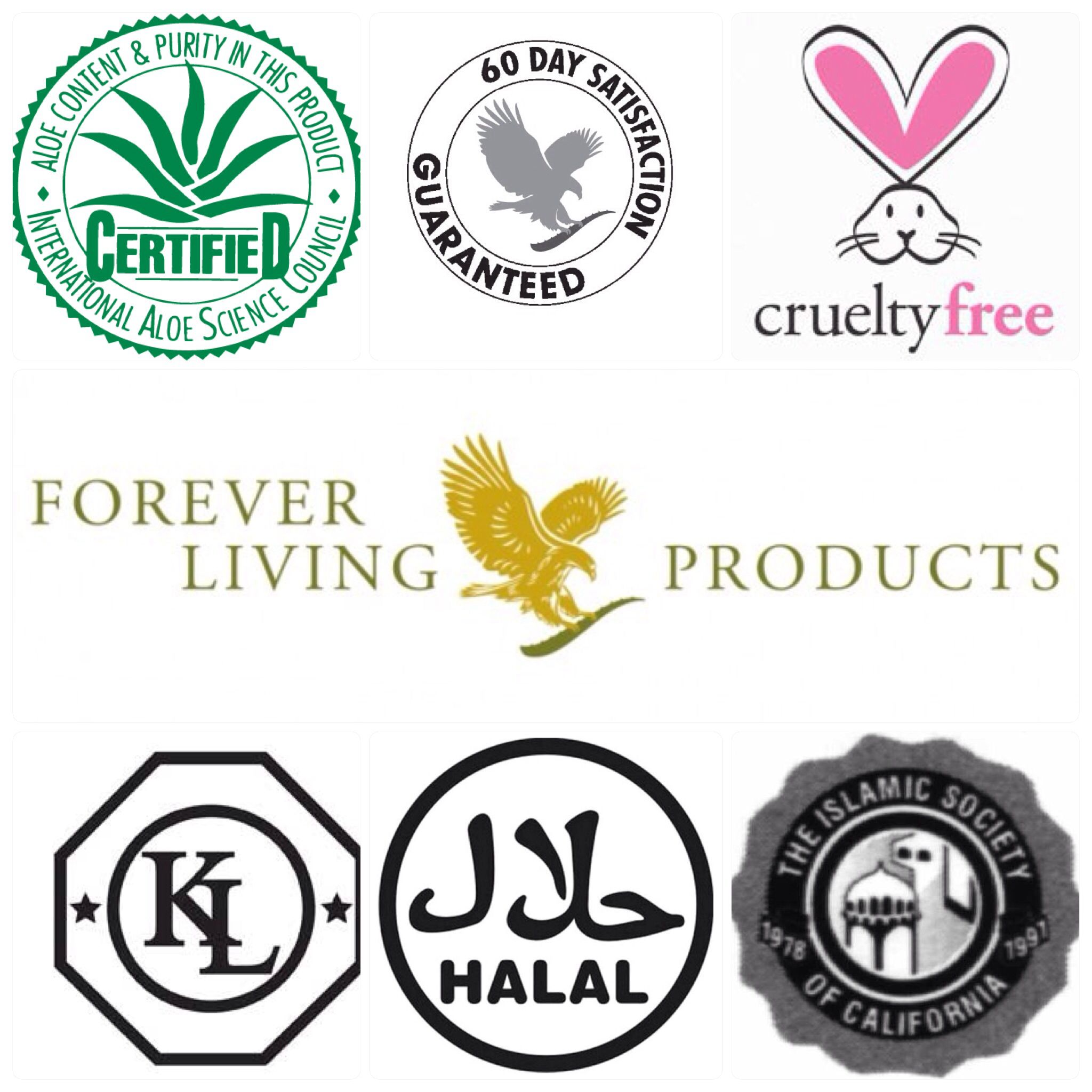 Forever have many certifications including many seals of approval forever have many certifications including many seals of approval from the islamic society the aloe buycottarizona