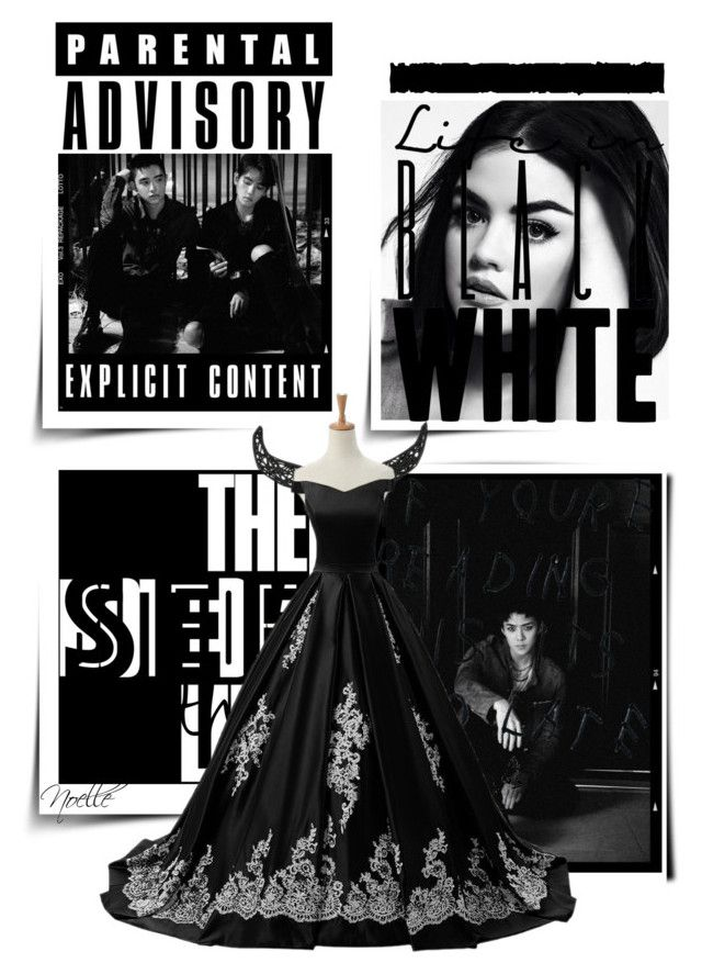 """""""Life in Black & White"""" by saren-dipety ❤ liked on Polyvore featuring Tim Holtz and Reception"""