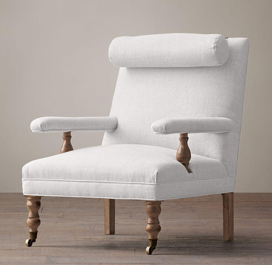 19th c english bolster chair cypress pointe north ideas chair rh pinterest com