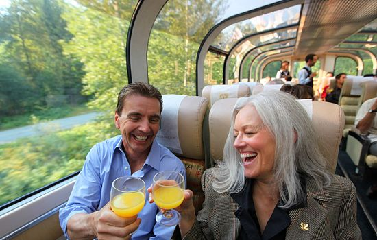 Canadian Rockies Train Tours - Tour the Rocky Mountains by Train