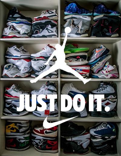 new product 6ee9c 2e979 My dream shoe closet Air Jordan Sneakers, Jordans Sneakers, Nike Air Jordans,  Nike