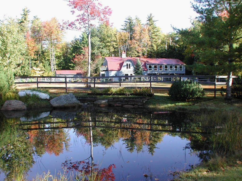 New Hampshire Bed and Breakfast, Shaker Woods Farm
