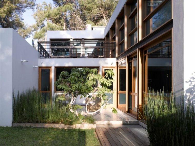 Decoracin de jardines pequeos minimalistas ideas de diseo