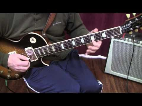 Guitar Lesson: How To Play Old School 12 Bar Blues EASY ...
