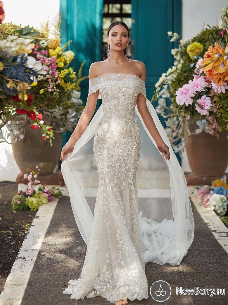 1dc422e4f32d Свадебные платья Galia Lahav Couture осень-зима 2018-2019