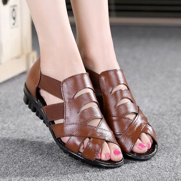 Leather Non slip Comfortable Flat Zapatos Zapatos Flat Zapatos Pinterest Zapatos d3b3e6