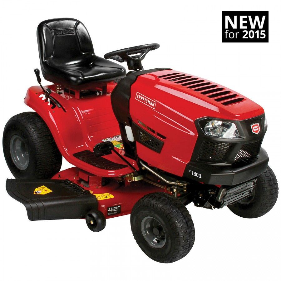 2015 Craftsman Lawn Tractors My Review Lawn Tractor Riding Mower Mower