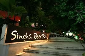 Singha Beer Bottles, Cans, Labels and Logos. Singha Beer, Boon Rawd Brewery, Thailand. http://islandinfokohsamui.com/