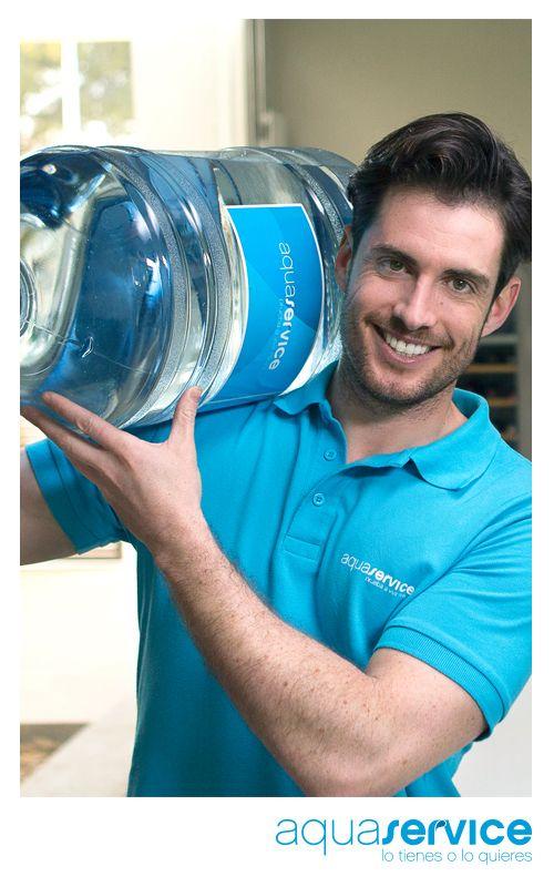 Aquaservice Tu Distribuidor Agua Mineral Para Hogares Y Empresas Nos Conoces Descúbrenos Http Blog Water Treatment System Water Design Water Treatment