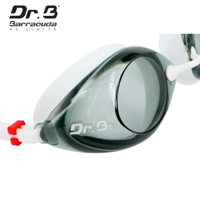 f1fd85d146 Dr.B RACER Optical Swim Goggle  32295 (White) designed by Barracuda –