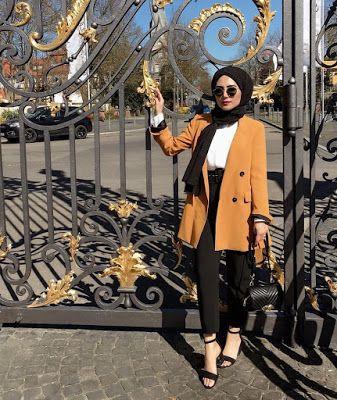 Hijab Chic , Mode Hiver 2019 Hijab Mariage, Mode Hidjab, Mode Femme Hijab,