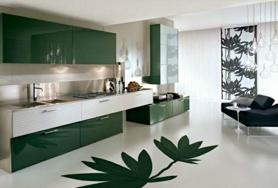 24 idées pour la décoration d\'une cuisine minimaliste design ...