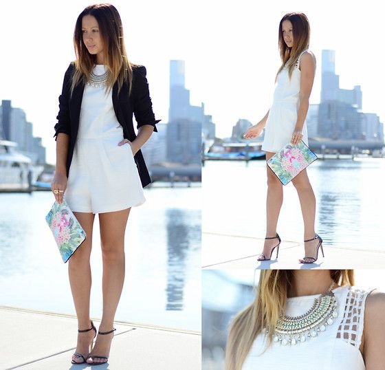 Keeperfinder Com Clothes: BLACK AND WHITE (by Friend In Fashion *) Http://lookbook