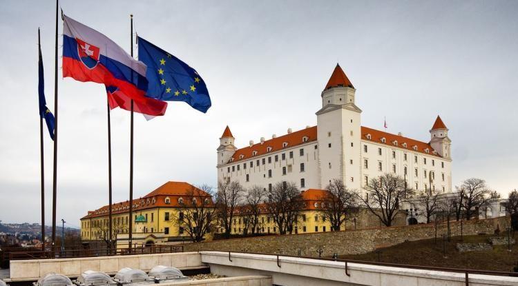 Bratislavský hrad Bratislava