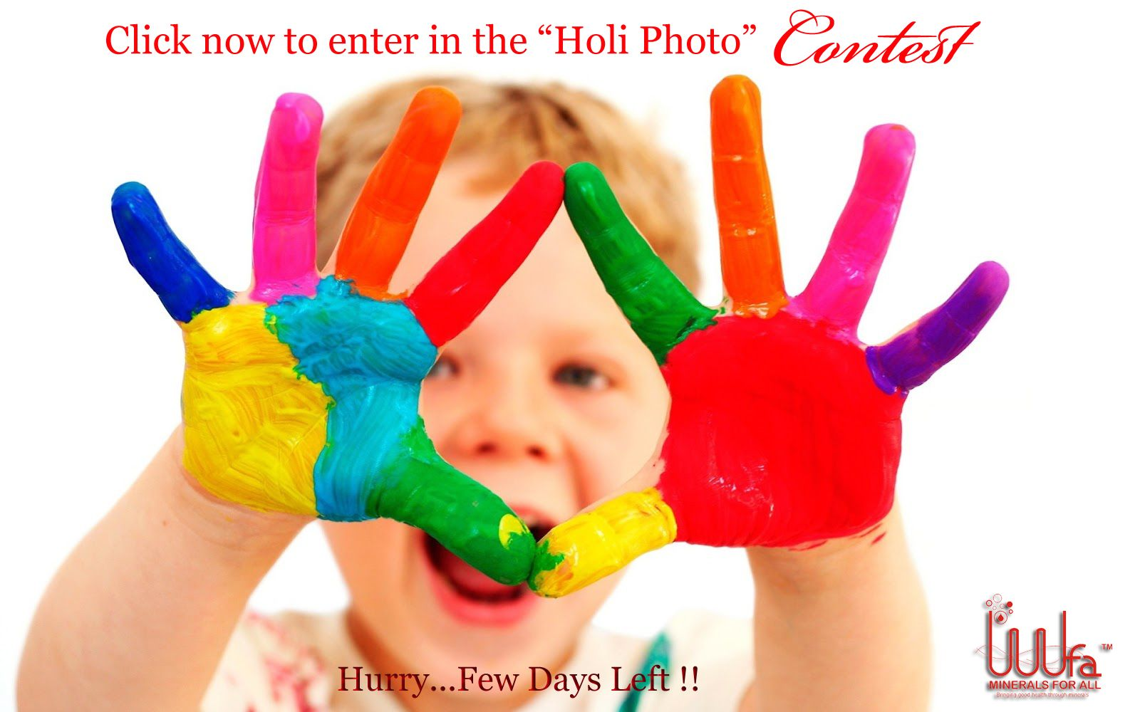 Hurry Up Guyz.. Participate in the Holi Contest #HOLICONTEST