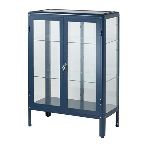FABRIKOR Glass Door Cabinet IKEA With A You Can Show Off As Well Protect Your Glassware Or Favorite Collection