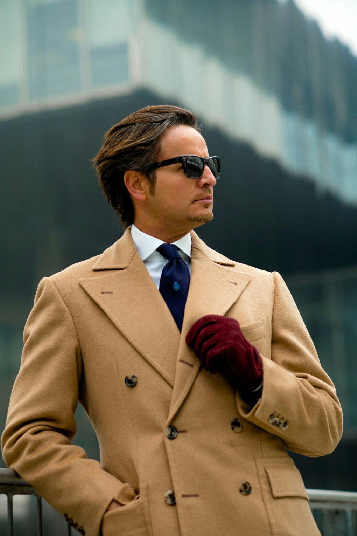 Pin di Alessandro Grasso su Cappotto uomo | Moda uomo
