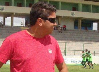 Eduardo de Lima, diretor do Paragominas (Foto: Arquivo Pessoal)