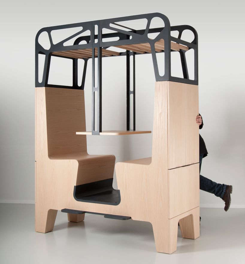 tjep.: il treno - a modular dining experience