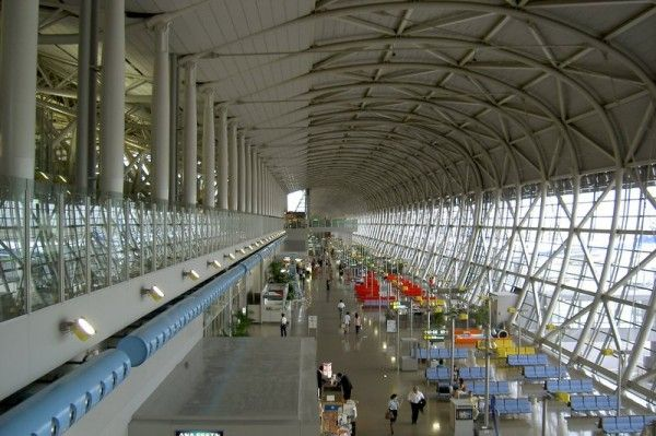 Top Most Beautiful Airports Of The World Kansai - 10 most beautiful airports in the world