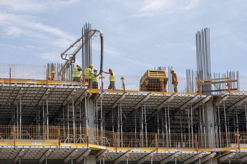 Pin Van Business Op Construction Bouw