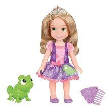 Princesse Disney - Poupée Petite Raiponce et Pascal