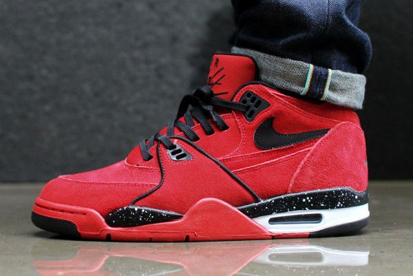 Nike Air Flight 89 'Gym Red'