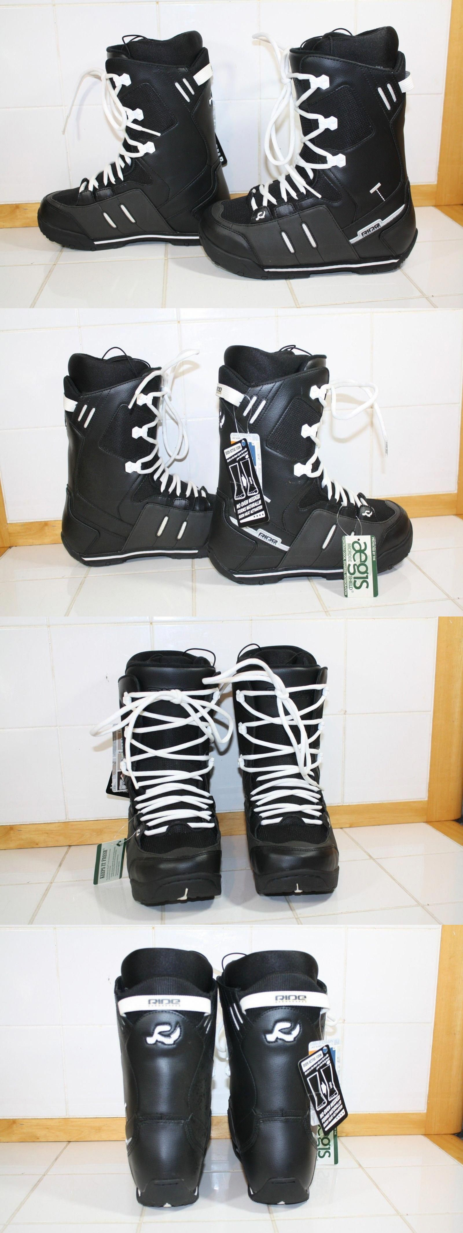 sale retailer 46a83 3b134 Boots 36292 Men S Ride Orion Snowboard Boots Size 8 - BUY IT NOW