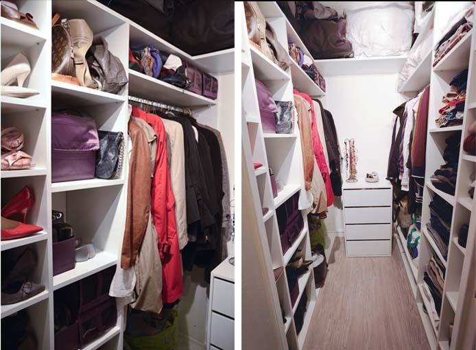 4 solutions pour am nager un vrai dressing dans un tout petit espace architecture pinterest. Black Bedroom Furniture Sets. Home Design Ideas