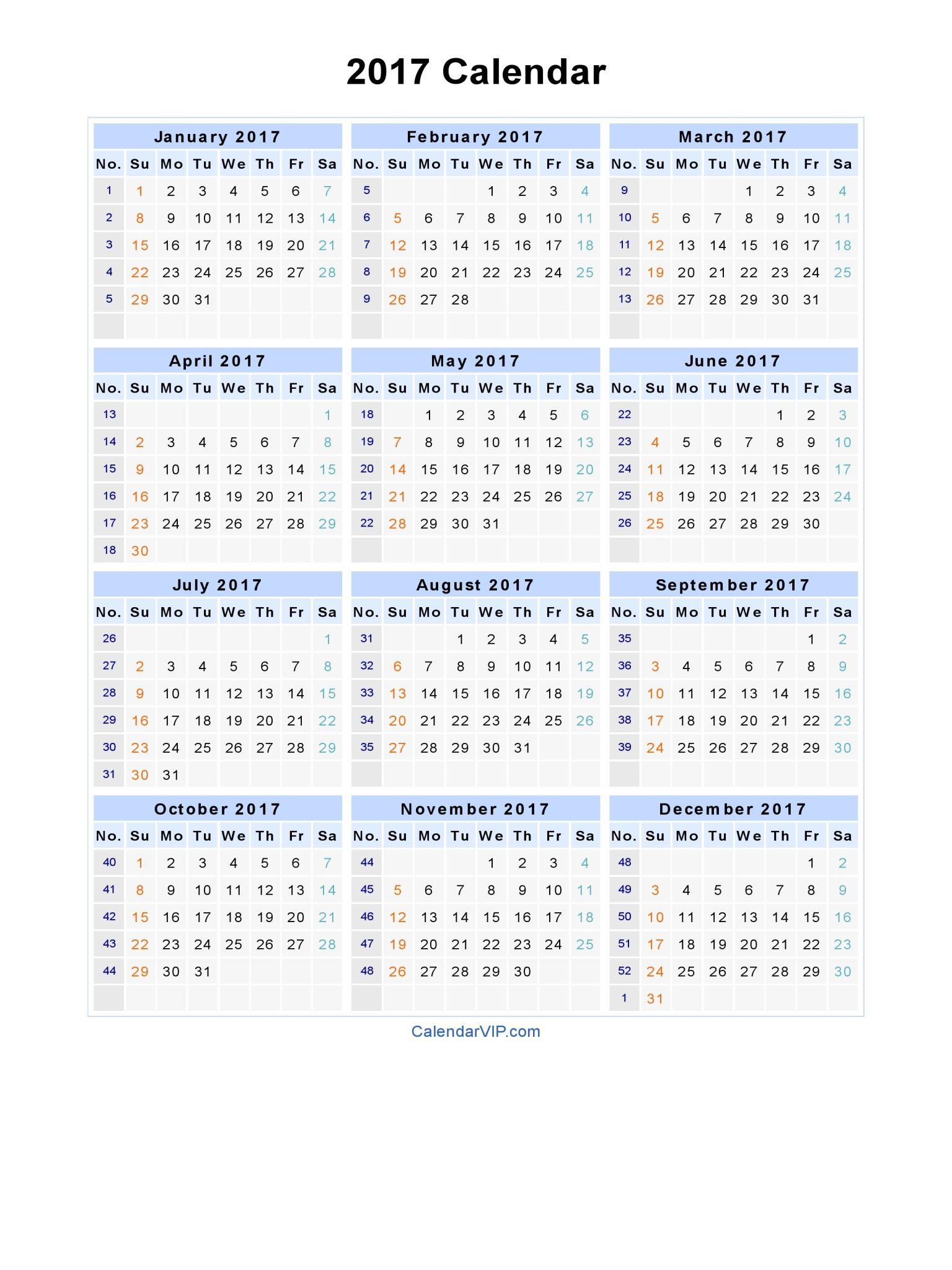 Free Printable  Calendar With Holidays  Calendar