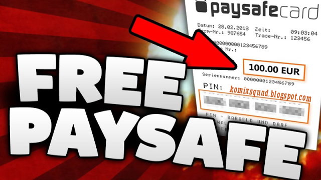 Pin On Download Free Paysafecard Codes List Update