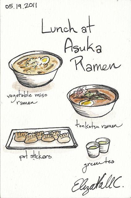Lunch at Asuka Ramen on Flickr.