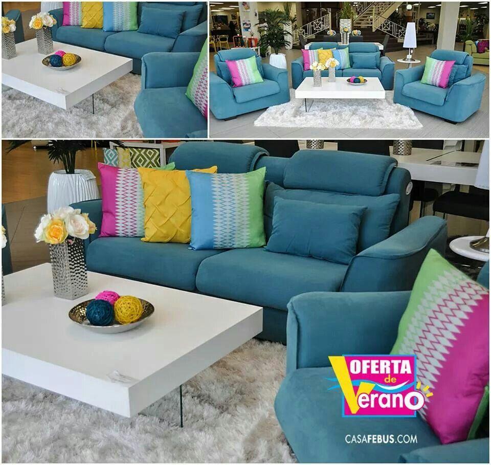 109998 Juego De Sala Living Room Set