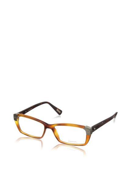 Lanvin Women's VLN527 Eyeglasses, Light Brown Tortoise, http://www.myhabit.com/redirect/ref=qd_sw_dp_pi_li?url=http%3A%2F%2Fwww.myhabit.com%2Fdp%2FB00I5HBVW6