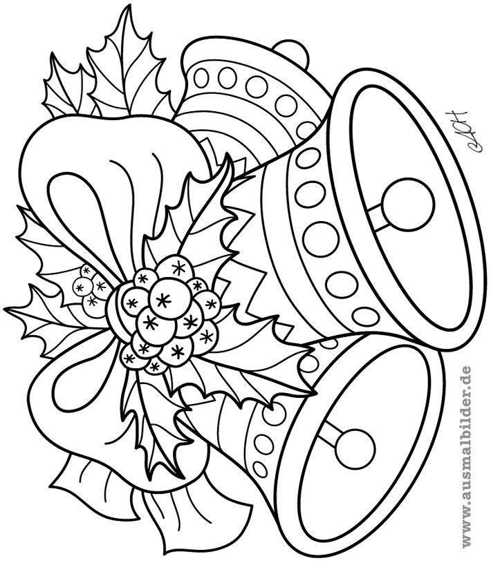 Ausmalbilder Weihnachten Glocken Http Www Ausmalbilder Co Ausmalbilder Weihnachten Glocken Symbols Art Letters