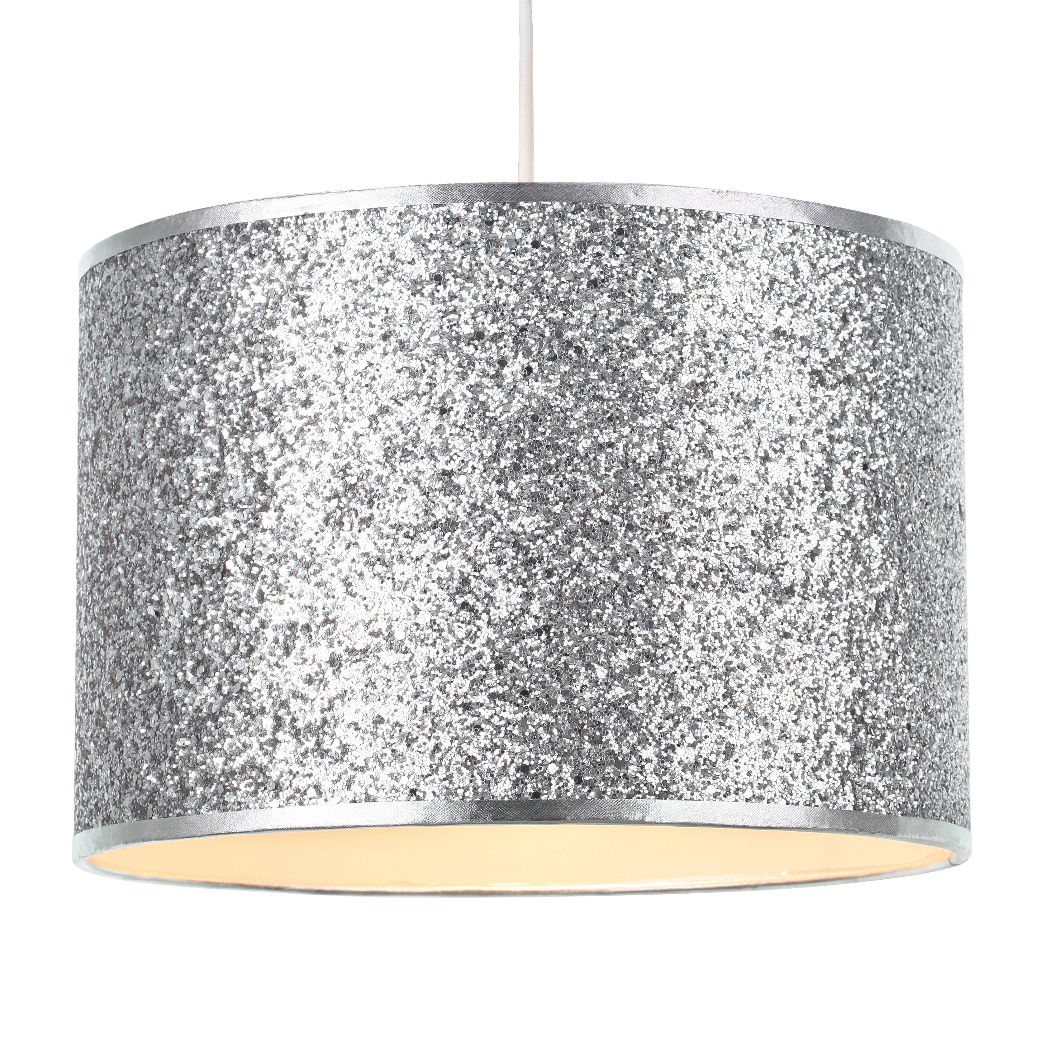 Colours Cirocha Glitter Light Shade (D)280mm | Light shades ...