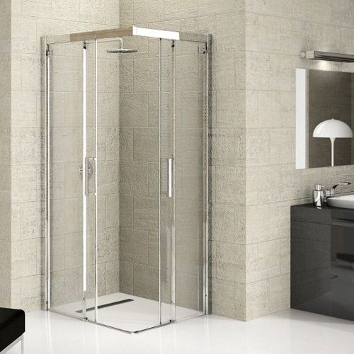 Corner Opening Shower Enclosure Google Search Shower Cubicles