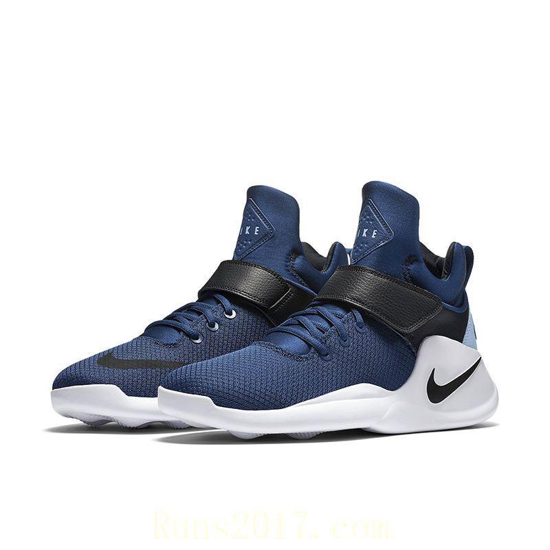 huge discount 39dc6 8ed34 Nike Kwazi Ocean Blue Women Men Shoes